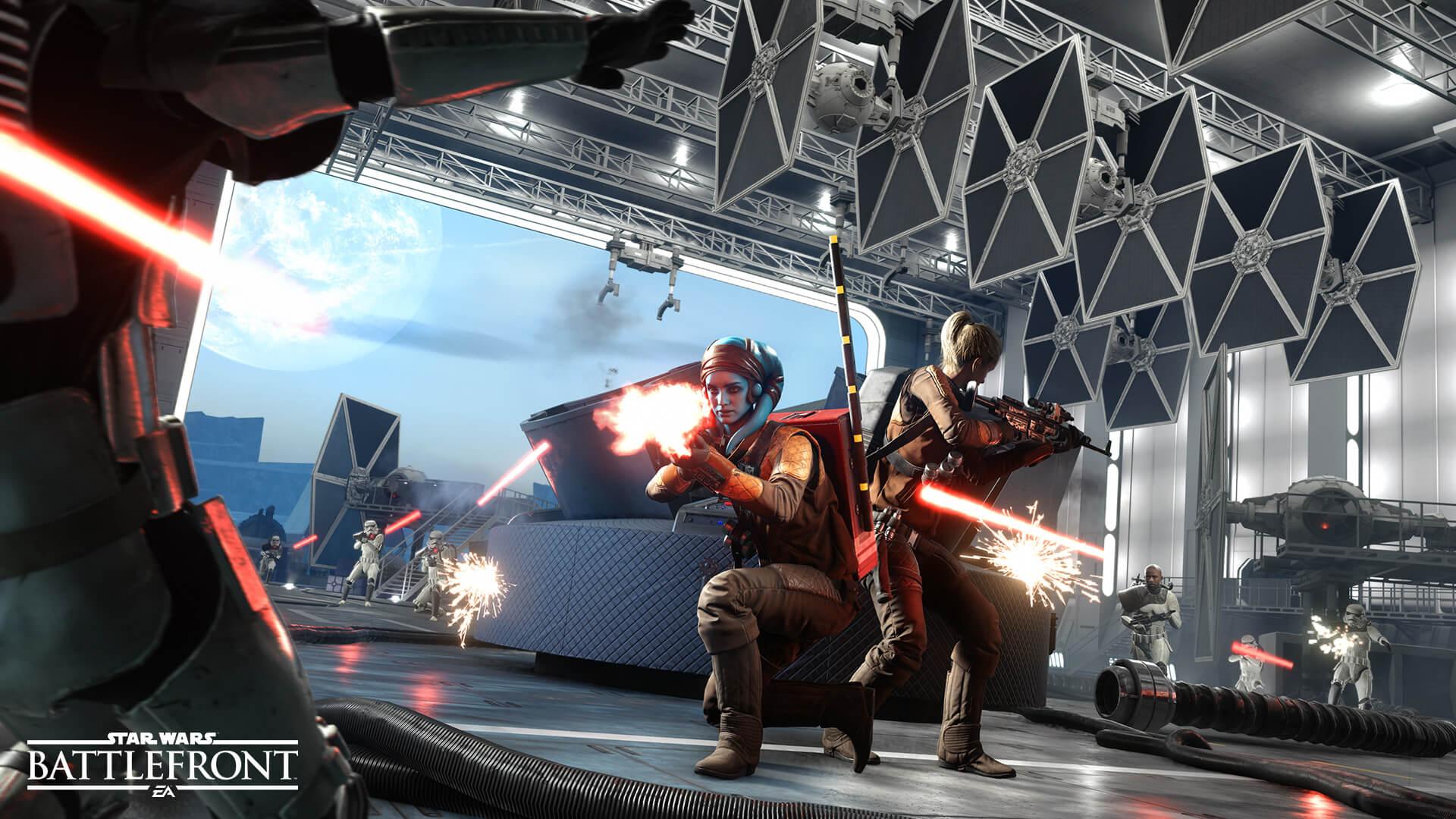 Star Wars: Battlefront – Schlacht von Jakku-DLC kostenlos – Wie steht's im Kampf Imperium gegen Allianz?