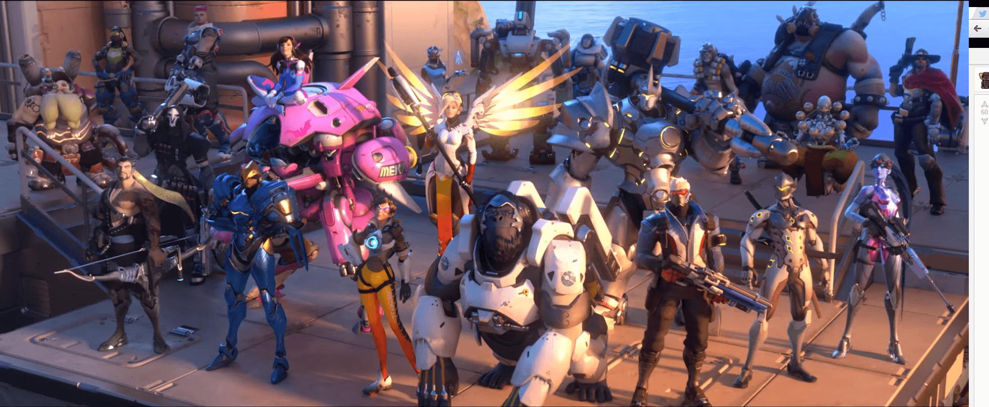Overwatch: Neue Heldin Sombra – Debut auf der GamesCom?