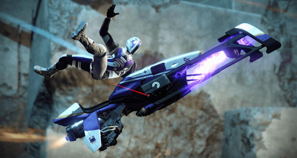 Destiny: Sparrow-Rennen bringt 320er Ausrüstung, Renn-Anzüge, diese 2 Strecken