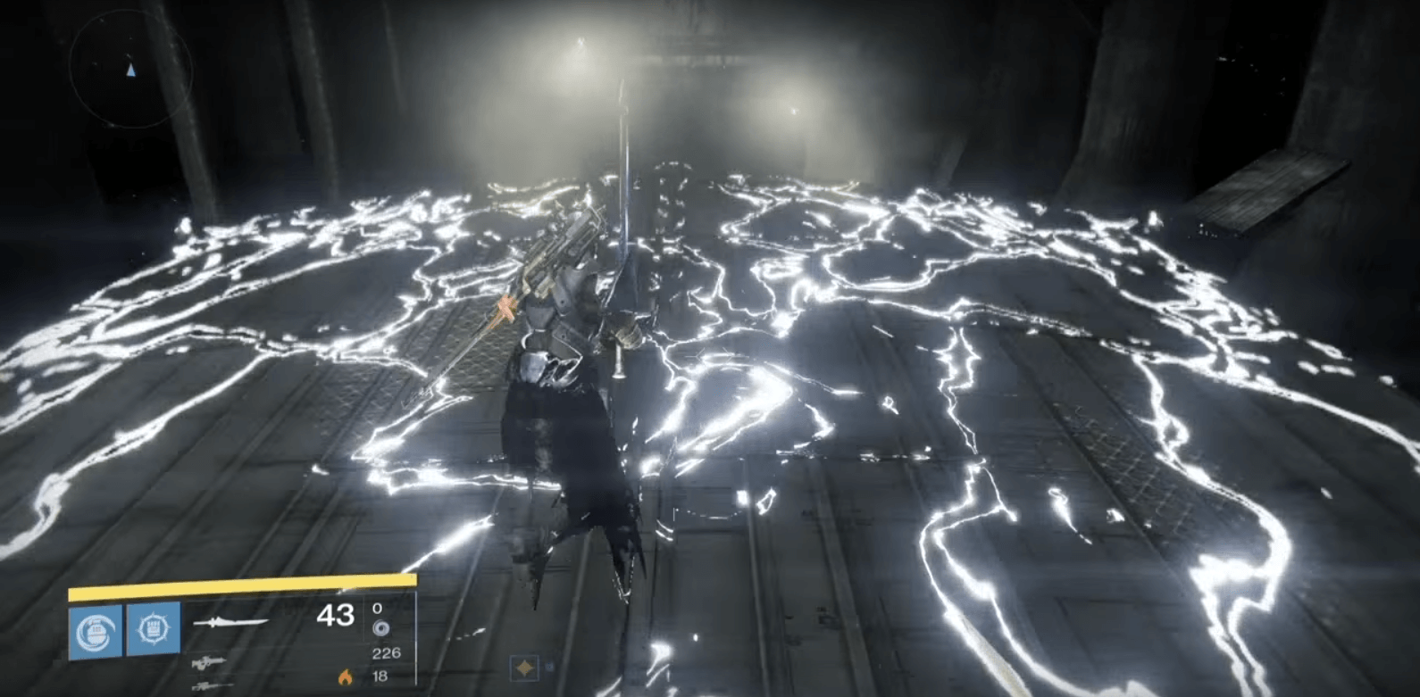Destiny: Einer sprang übers Sprung-Puzzle im Raid