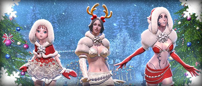 TERA: Mit diesem Code schaltet Ihr Weihnachtsboni frei