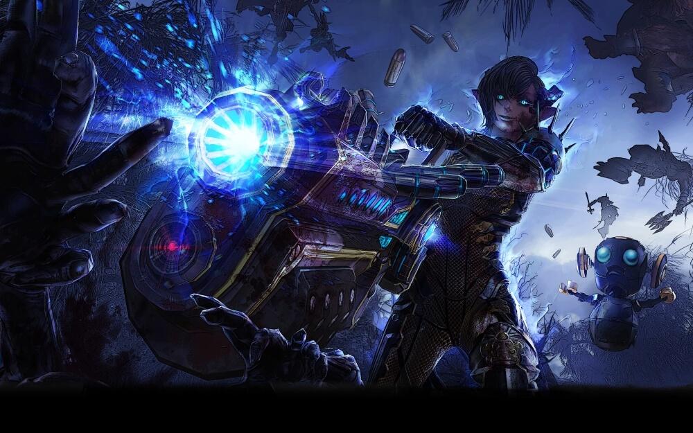 TERA: Bald als VR-Spiel?