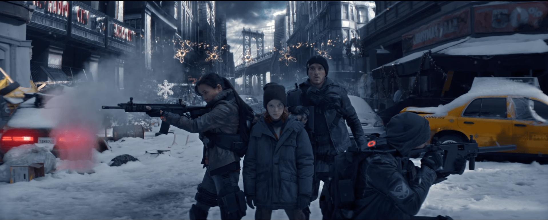 The Division: Agenten warten auf Shields, den Übergang zu The Division 2