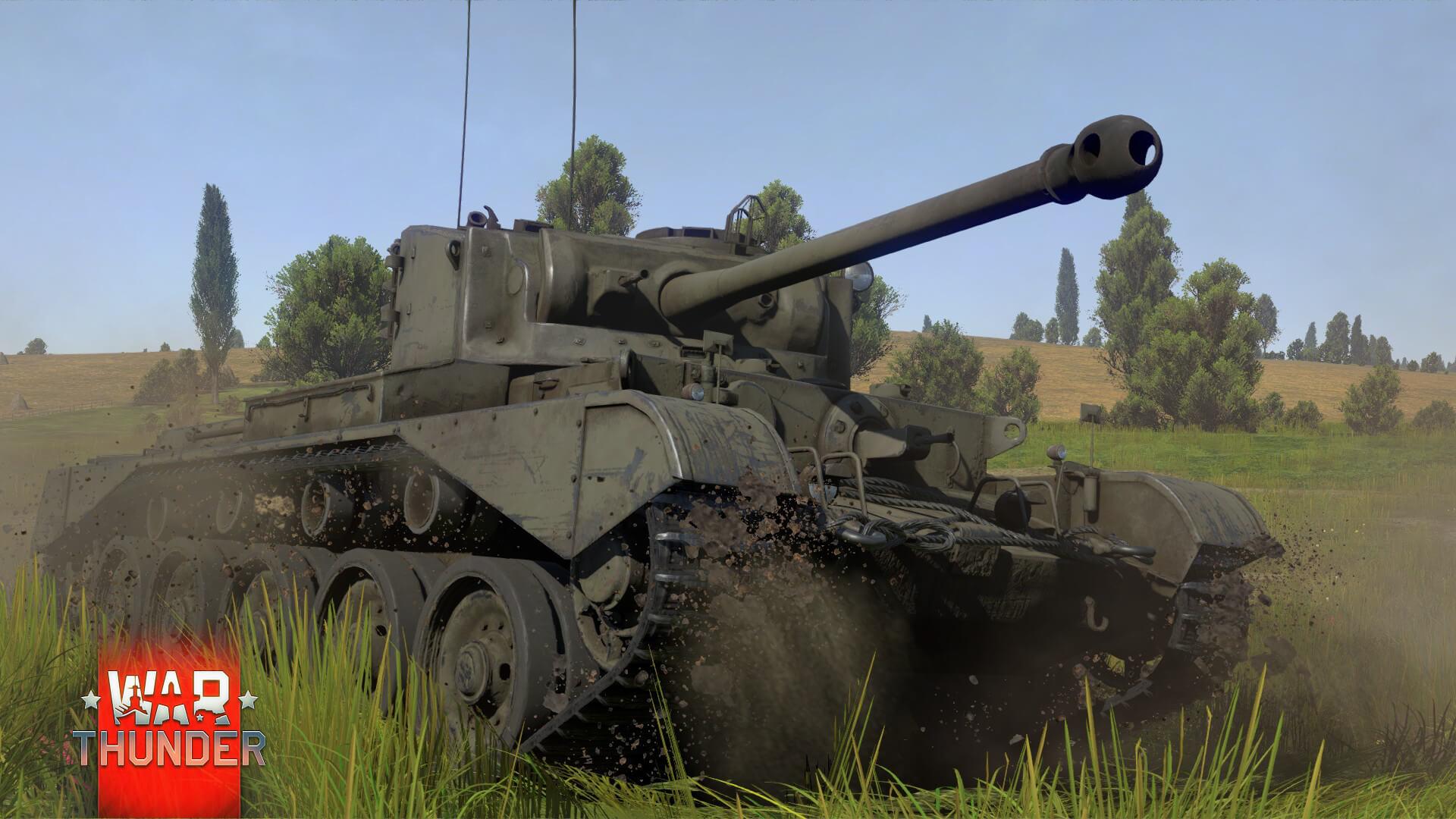 War Thunder: Tier-6-Panzer aus dem Kalten Krieg und dem Vietnamkrieg kommen