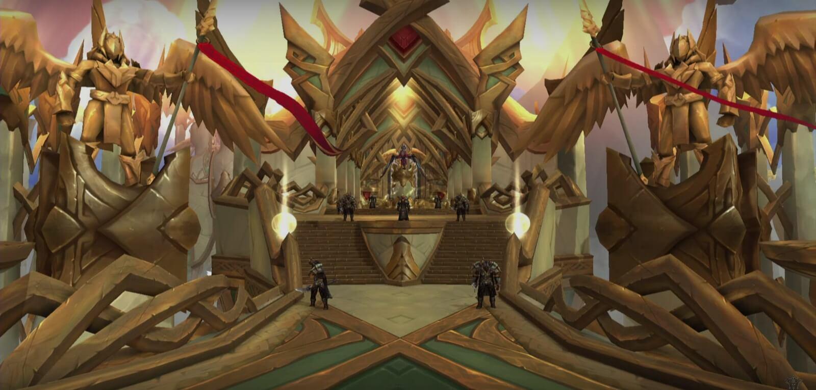 WoW: Legion – Das ist die erste Instanz: Hallen des Mutes!