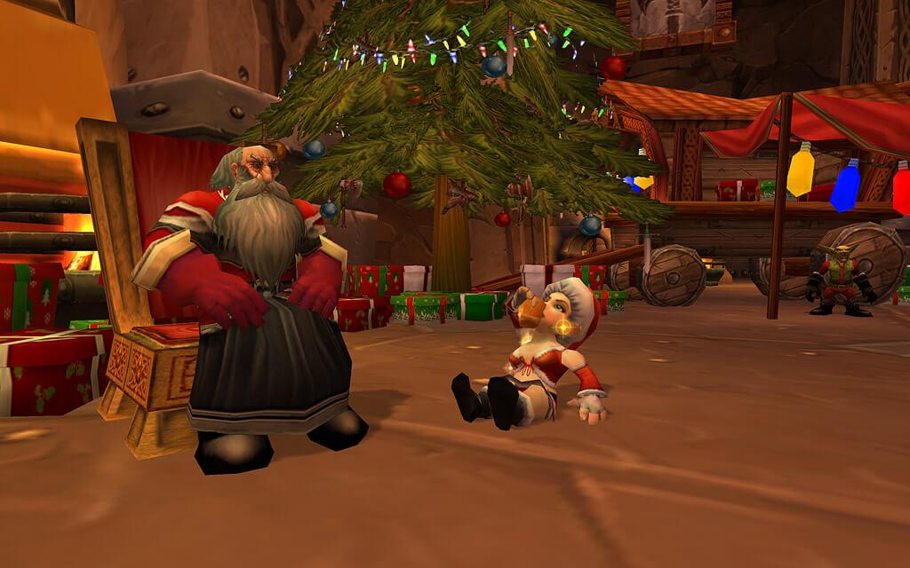 World of Warcraft: Schleppt eure Freunde ab! – Coole Winterhauchsgeschenke