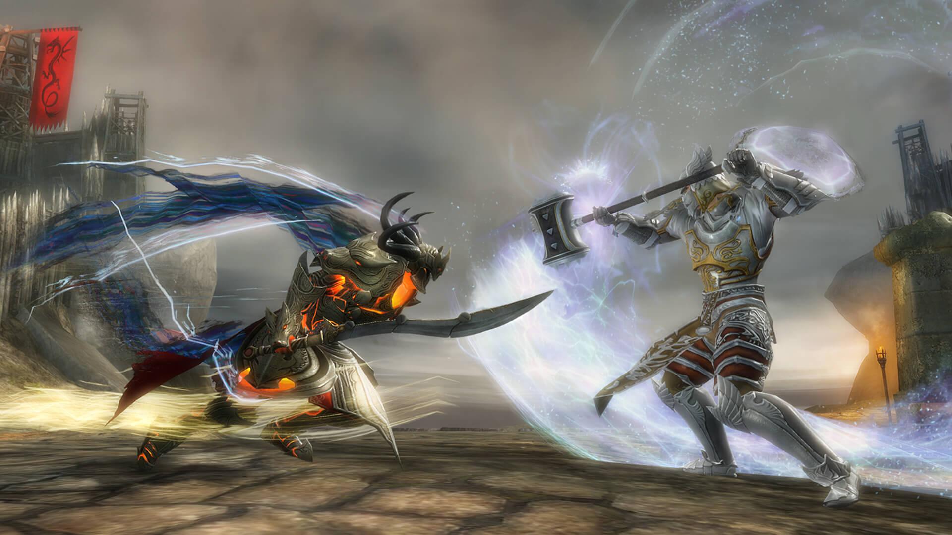 Guild Wars 2: Entwickler denken über PvP-PvE-Skill-Splitting nach