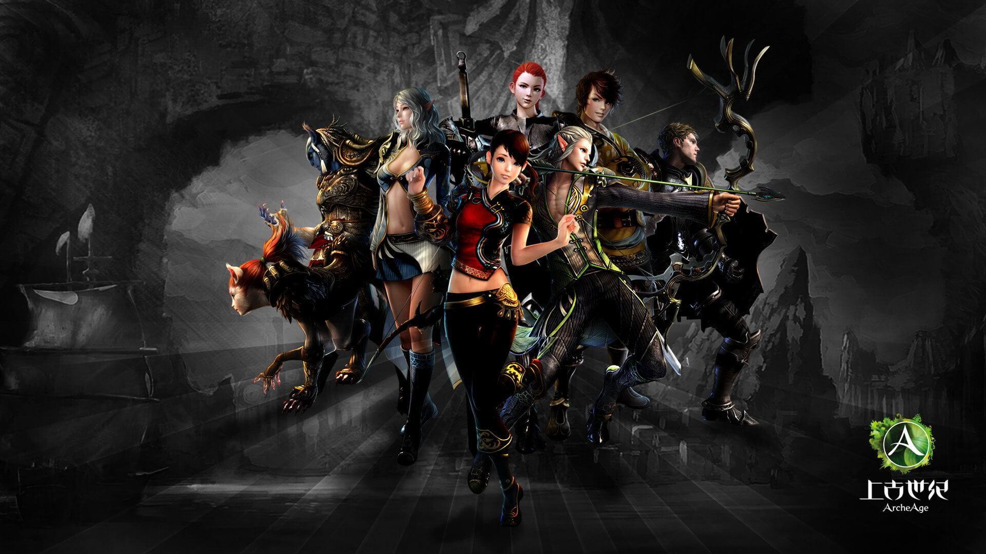 3 MMORPGs, in denen Ihr viele Klassen zur Auswahl habt
