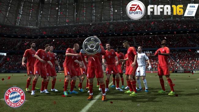 FIFA 16 FUT: Bundesliga-TOTS – Das sind die besten Spieler der Saison!