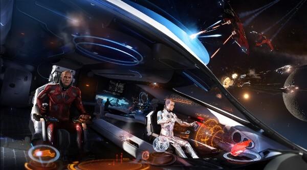 Elite Dangerous 2.3: Das große Multi-Crew-Update ist da!