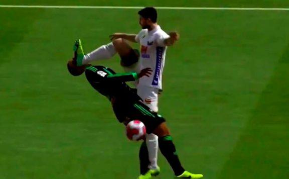 FIFA 16 Foul