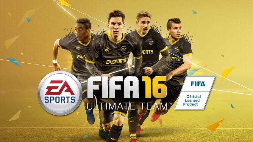 Fifa 16 Ultimate Team FUT
