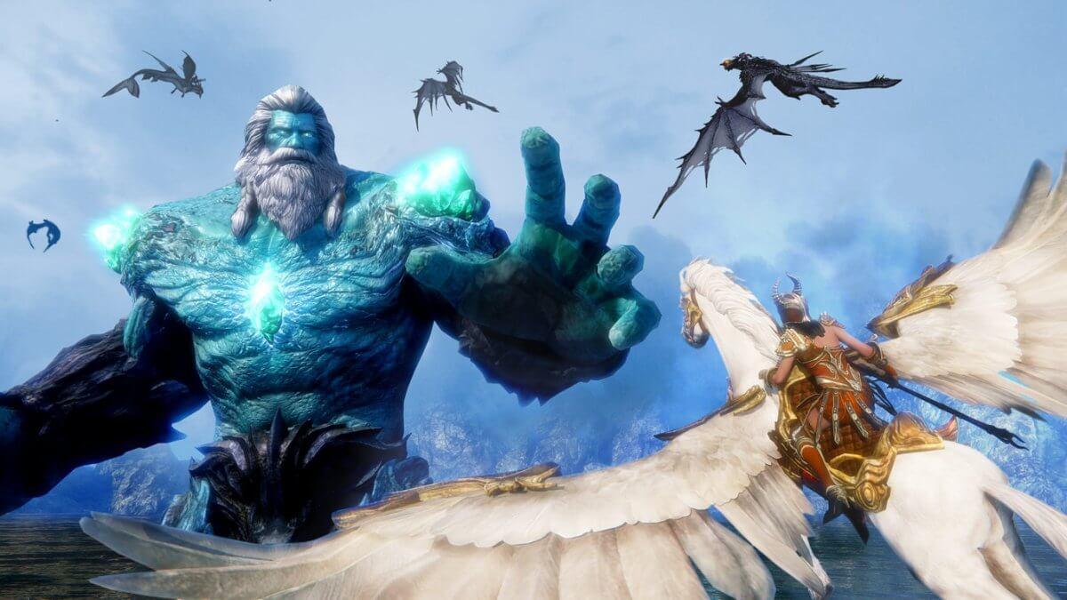 "Riders of Icarus: Neue Klasse Waldläufer! Add-on ""Ranger's Fury"" kommt"