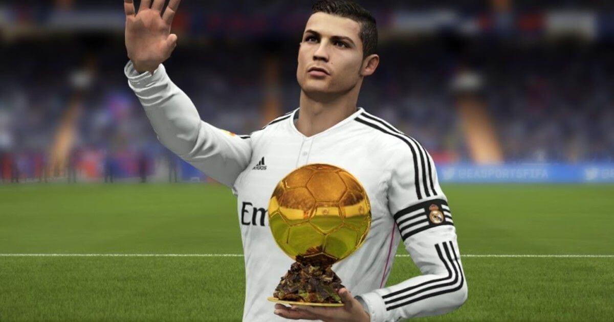 Ronaldo Fifa 16