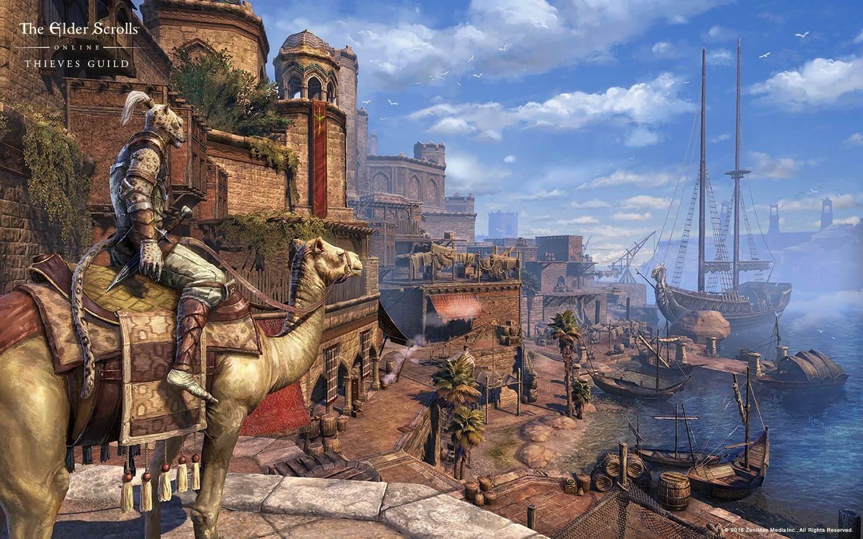 The Elder Scrolls Online: Diebesgilde – Release-Termin und Kosten für PC, PS4, Xbox One