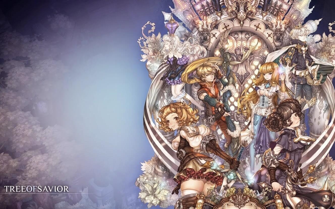 Tree of Savior title