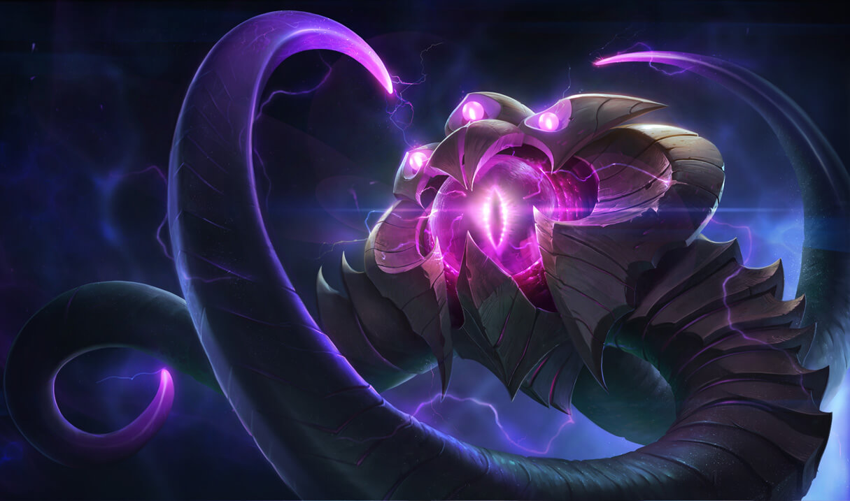 League of Legends: So ändert sich Vel'Koz mit dem Zauberer-Update in LoL