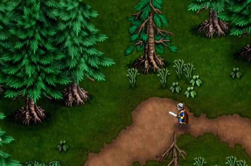Hero's Song: Verzockt – Smedley bricht Kickstarter-Kampagne für Online-RPG im Retro-Look ab