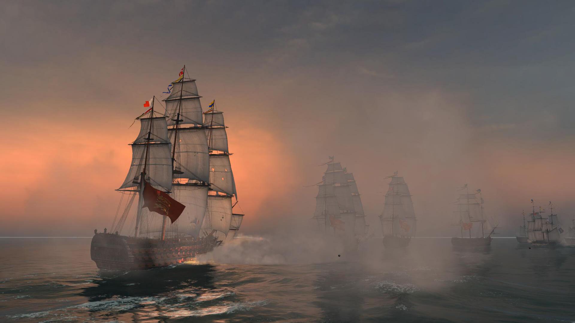 Naval Action: Ein MMO wie World of Warships – nur mit historischen Schiffen und komplett anders