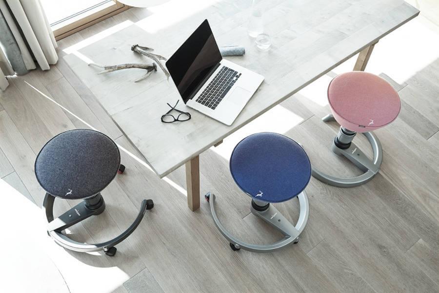 Swopper: Der ergonomische Stuhl im Test – Bewegung und Gesundheit im Sitzen?