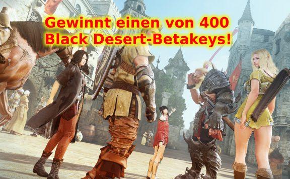 Black Desert Gewinnspiel 400 Keys