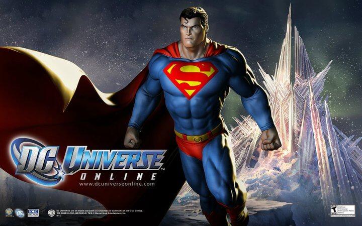 DC Universe Online: Von Clark Kent zu Superman – Boost auf CR100