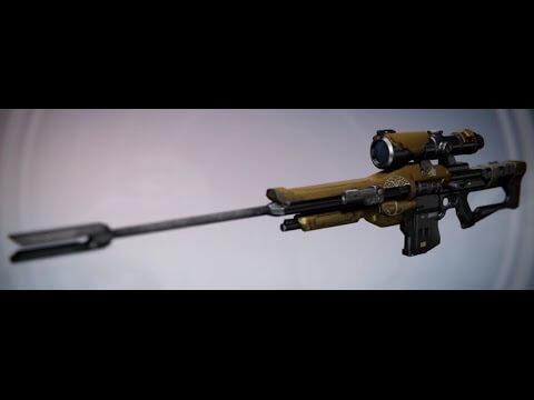 Destiny: Weylorans Marsch – mit Versteckte Hand die beste Sniper im PVP?