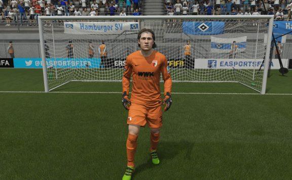 FIFA 16 Marvin Hitz