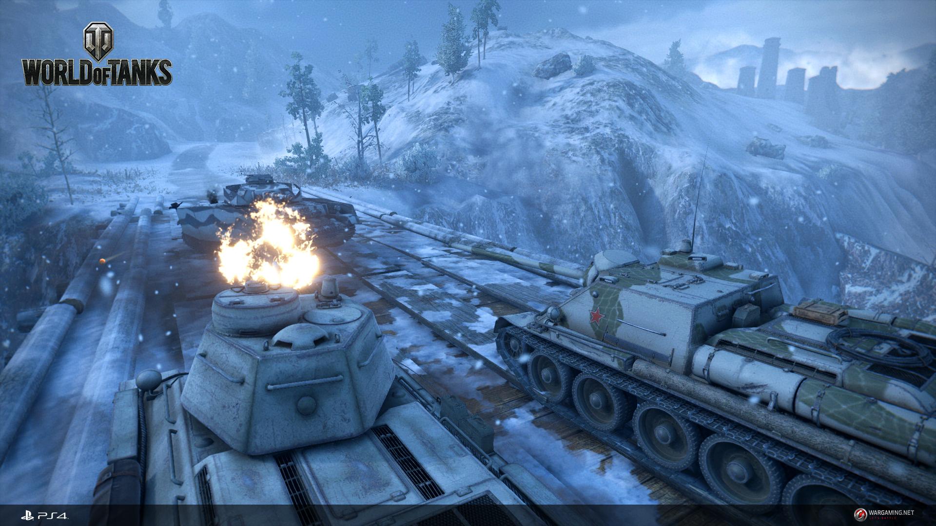 World of Tanks: Keine Chance für Crossplay zur Xbox One