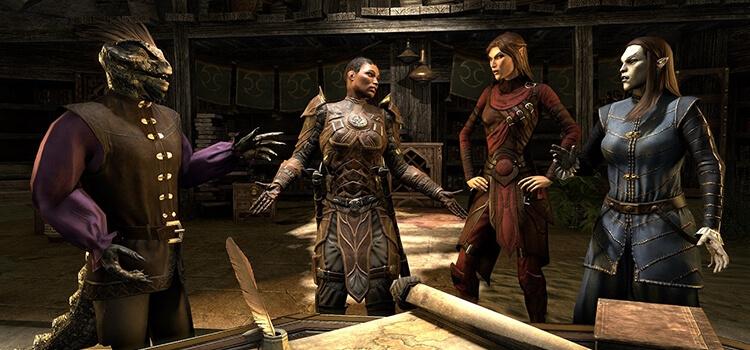 The Elder Scrolls Online: Dungeons ahoi! TESO bekommt einen richtigen Gruppen-Finder