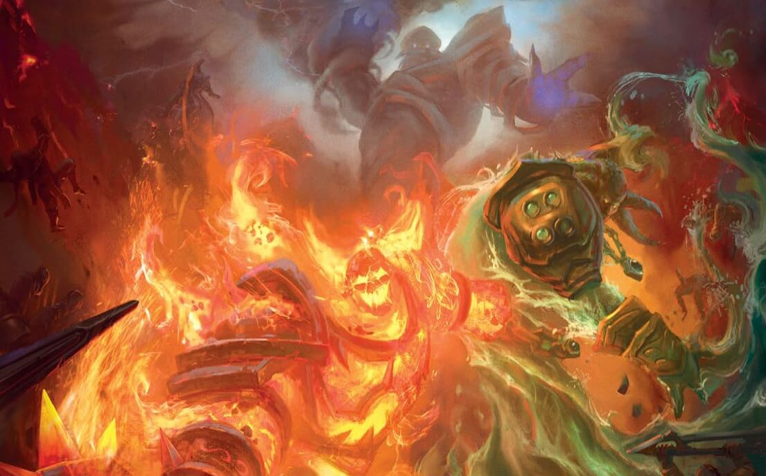 World of Warcraft Chronicle elemental lords