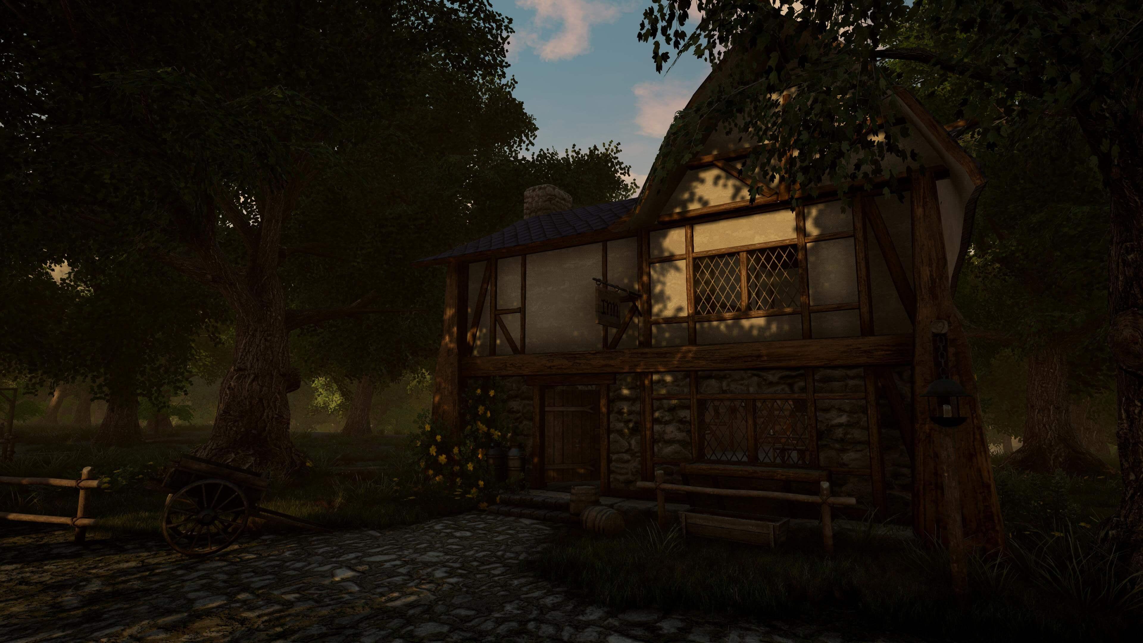 Wie sähe World of Warcraft mit aktueller Grafik aus?