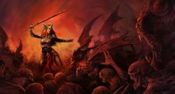 baldurs gate siege of dragonspear artwork