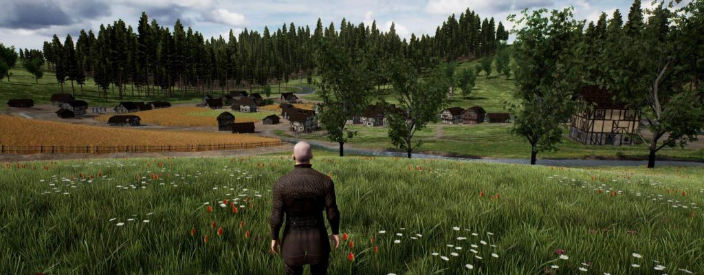 Erstes Event in Chronicles of Elyria war ein Erfolg, auch ohne Spiel