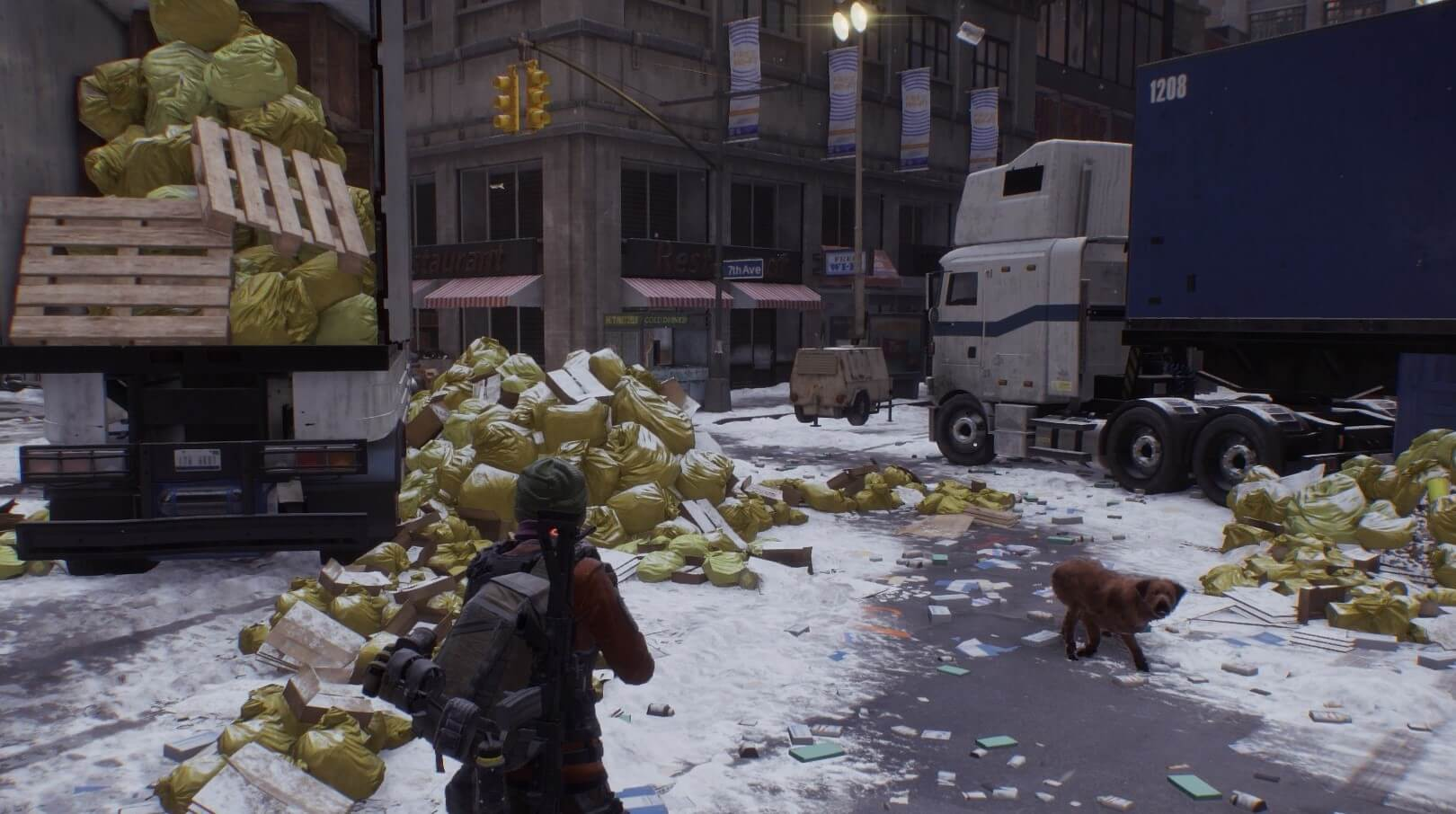 The Division: Delta-Fehler 20010186 – Was tun?