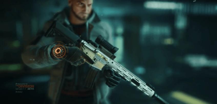 The Division: Neue High-End-Waffen der Open Beta: Liberator und Pakhan