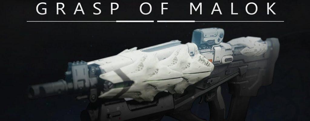 Destiny: Griff von Malok – So bekommt ihr das legendäre Impulsgewehr
