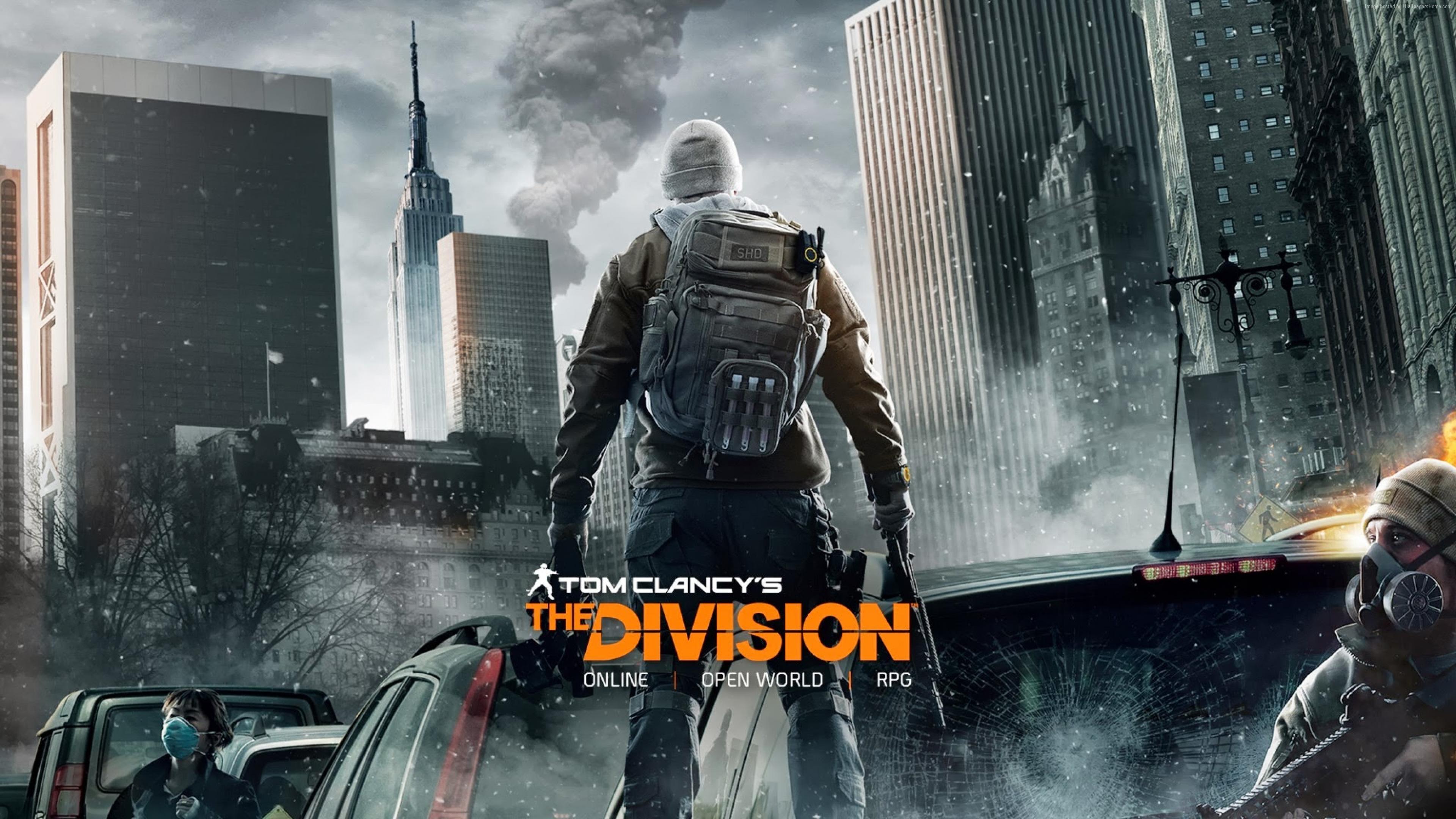 The Division: Spielwelt ist größer als gedacht, hält mit Fallout 4 mit