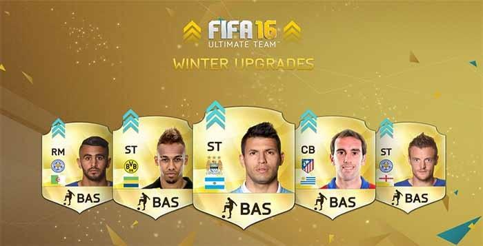 FIFA 16 FUT: Alles zu den Winter-Upgrades