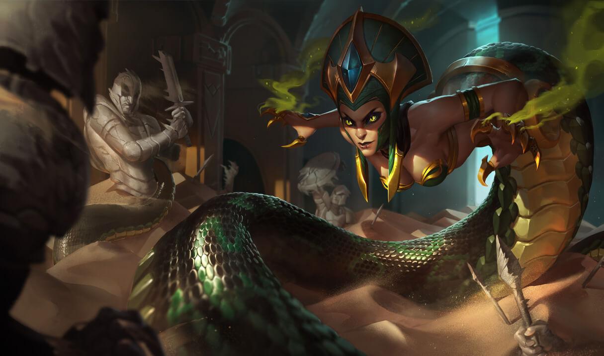 League of Legends: Cassiopeia – so wird das Zauberer-Update sie verändern