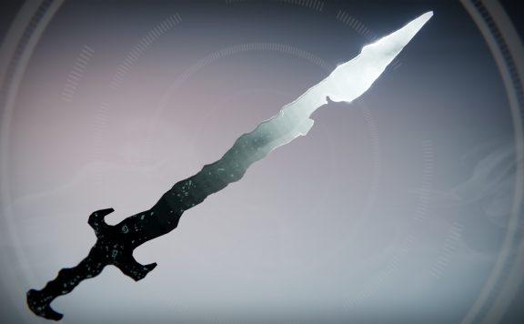Destiny-Besessenen-Schwert