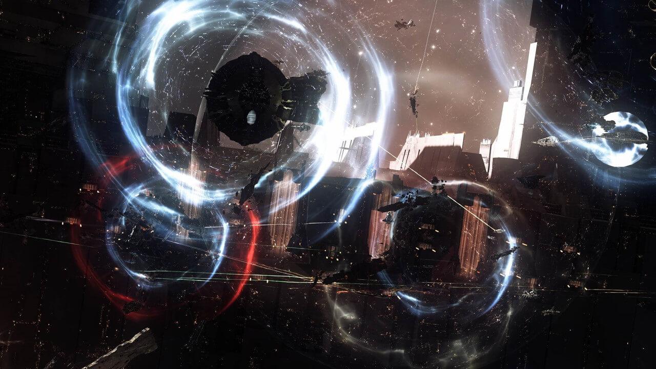 EVE Online ist als MMORPG eine ganz besondere Schneeflocke
