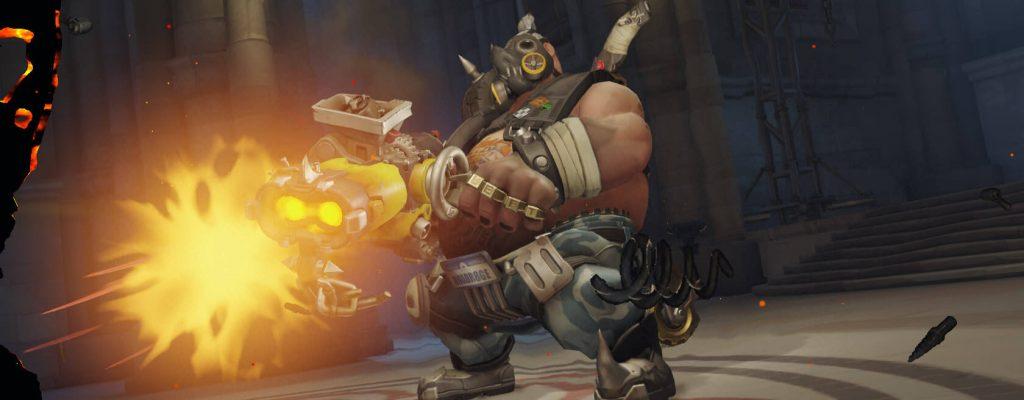 Overwatch: So spielt sich Roadhog – Ein Leben als Rampensau