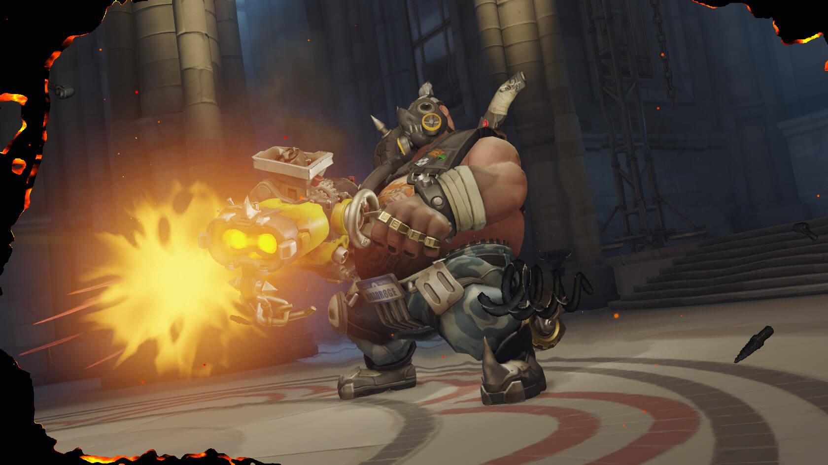 Overwatch PTR: Roadhog schwächerer Haken, Winston kleinerer Kopf