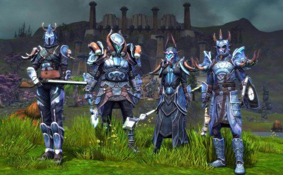 Rift Hamerhall Armor