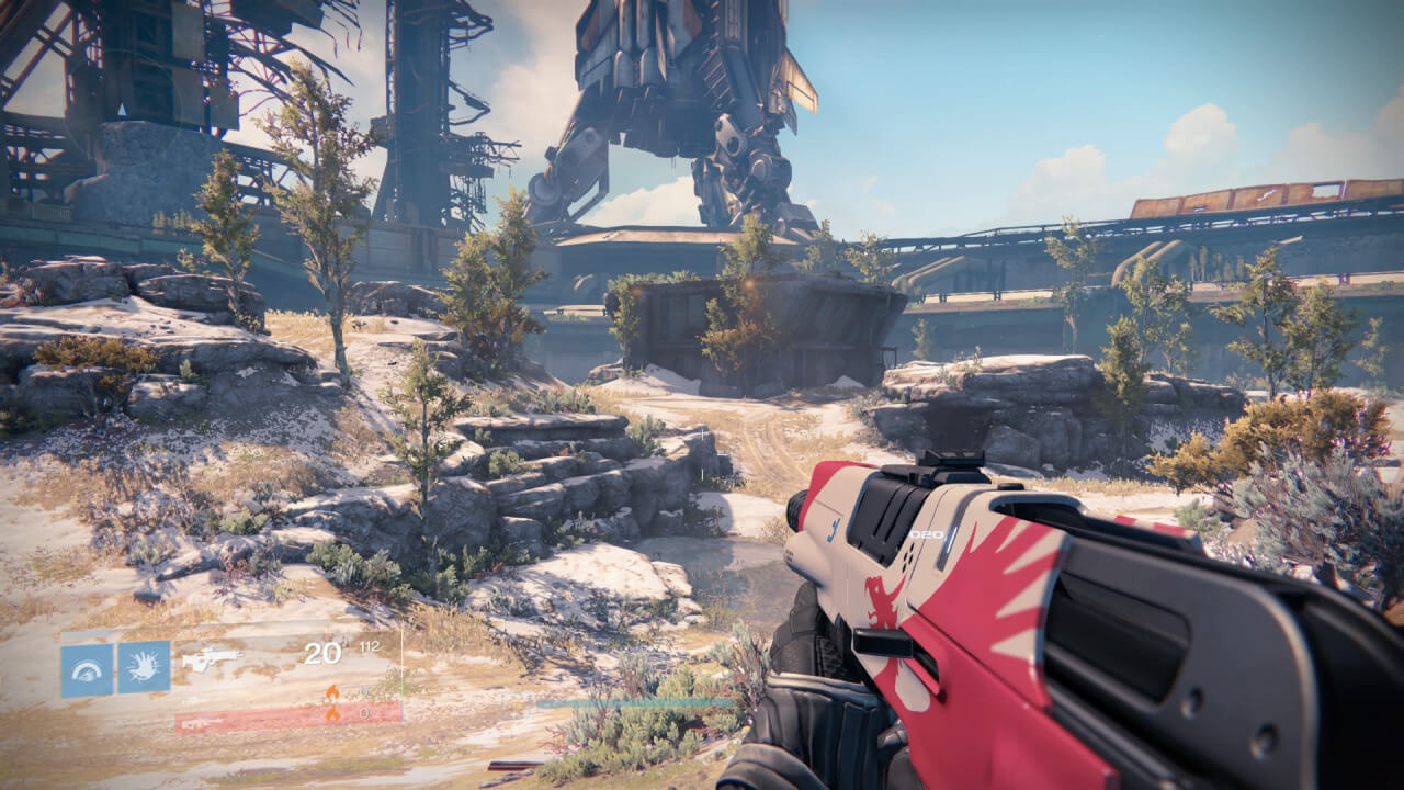 Destiny: Waffentag am 1.3. – Mit SUROS DIS-47!