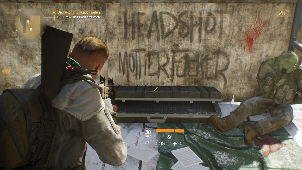 """""""Boom, Headshot"""" – Videospiele machen Euch gar nicht zu Scharfschützen"""