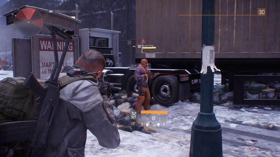 The Division: Neuer Exploit entdeckt – Bullet King ist zurück!