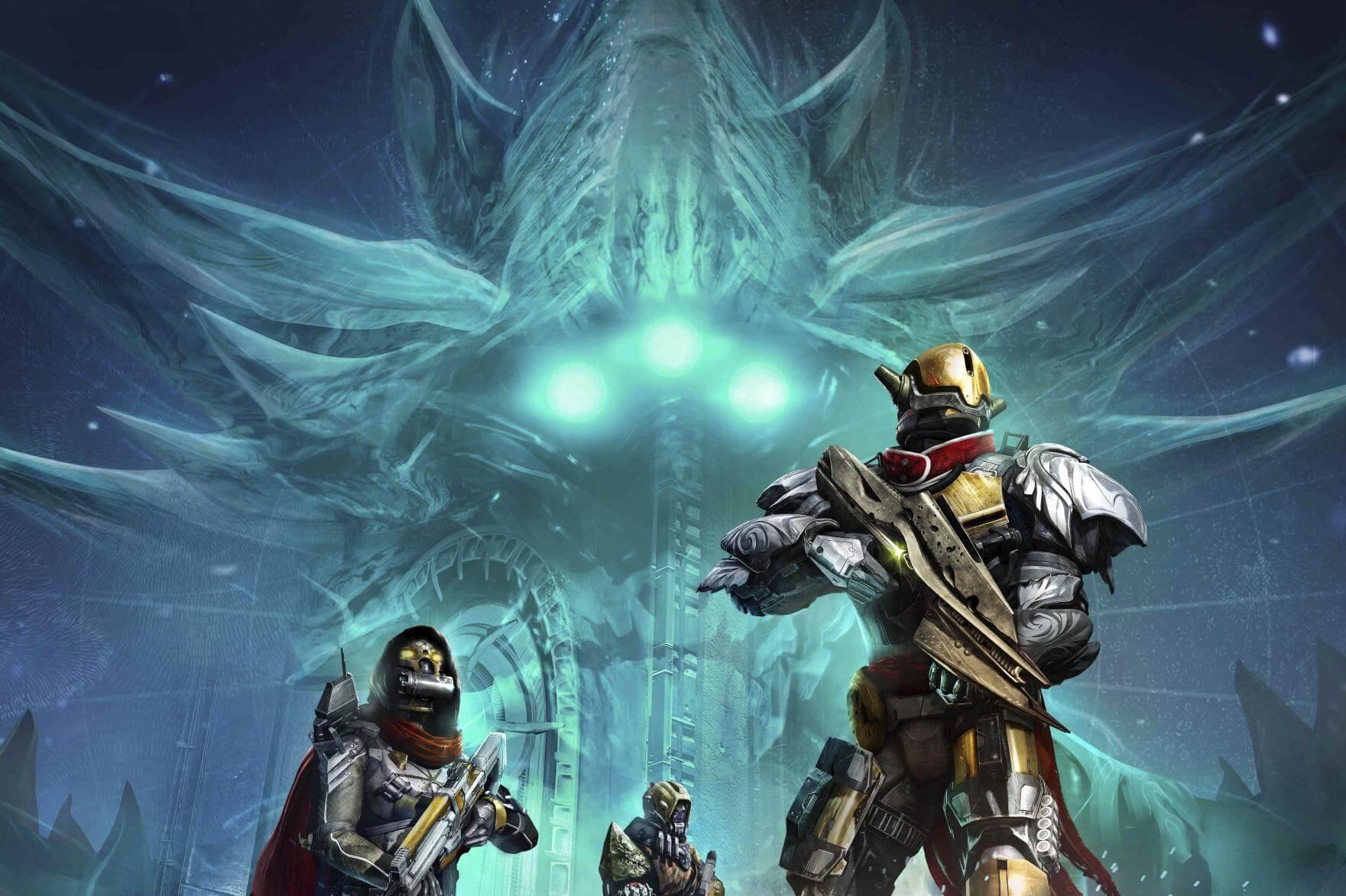 Destiny: Nach 35 Stunden geschafft – Titan legt Crota 390 mit nur einem Schwert!