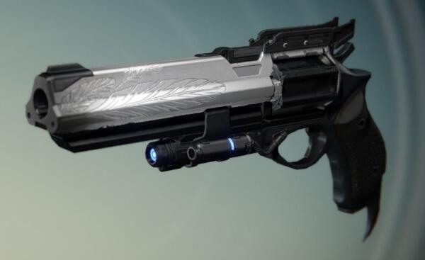 Destiny: Falkenmond – Lohnt sich die Handfeuerwaffe in Jahr 2?